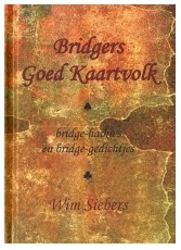 Bridgers goed kaartvolk