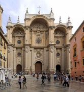 Kathedraal Granada Spain_Andalusia_Granada_BW_2015-10-25_13-20-43