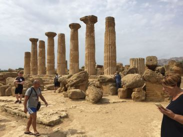 tempelvallei van Agrigento