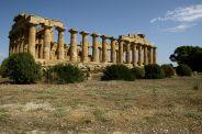 Tempel E - Selinunte