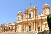 Sicily Baroque Baroque Church Noto
